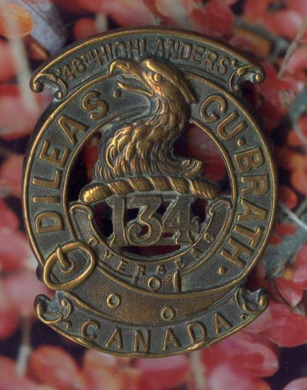 13 TH CANADIAN BRIGADE .