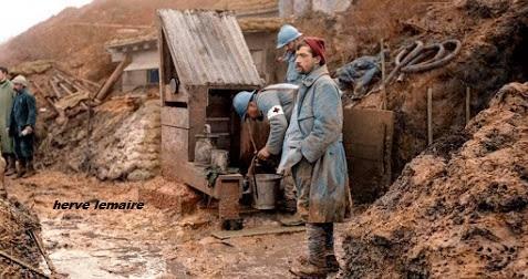 VERDUN  1916 .