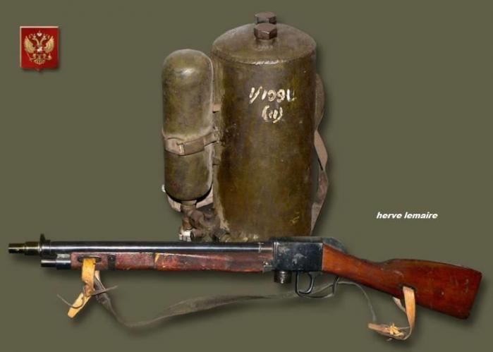 ORUZHIYE . armement .