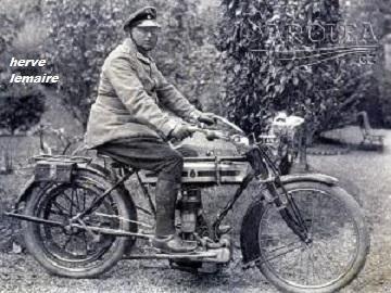 LES MOTOCYCLETTES .