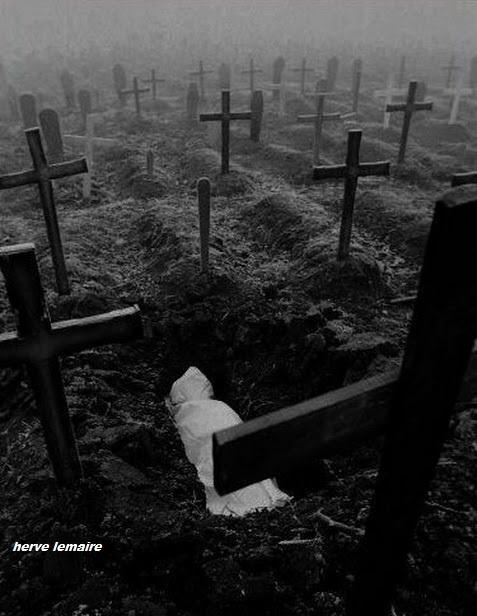 les premieres sépultures