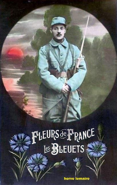FLEURS  DE GUERRE .