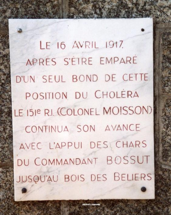 LIEUX DE MEMOIRE .