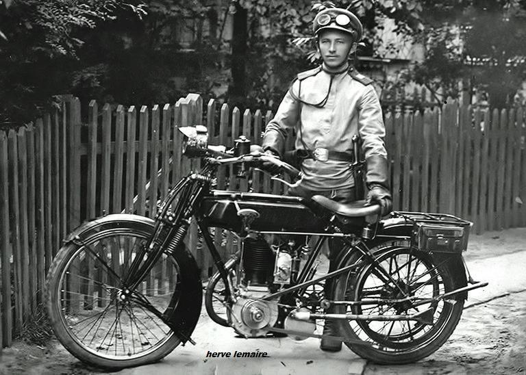les motocyclettes ;