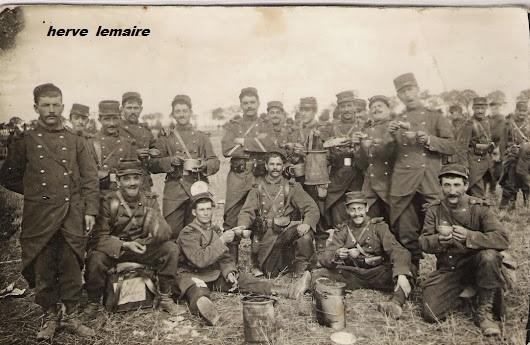 Les poilus - Bureau central des archives militaires ...